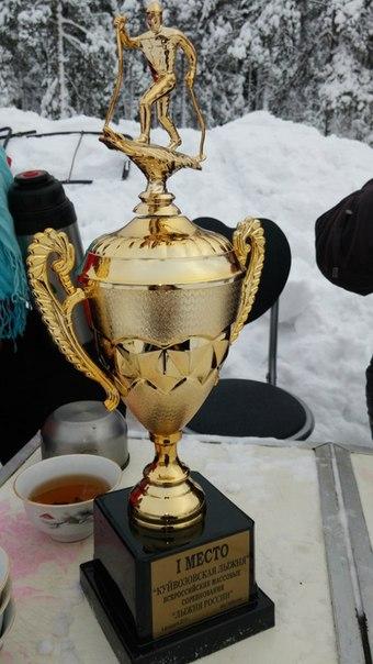 Куйвозовская лыжня 2015 - протокол результатов